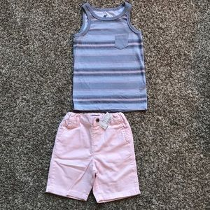 New Children's Place Boys outfit 4T